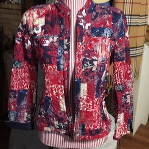 Paisley designs Jacket